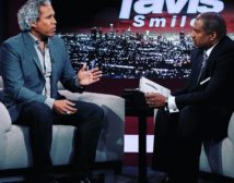 Khary appears on The Tavis Smiley Show on PBS to discuss his novel Passage, race and America, and art and activism.